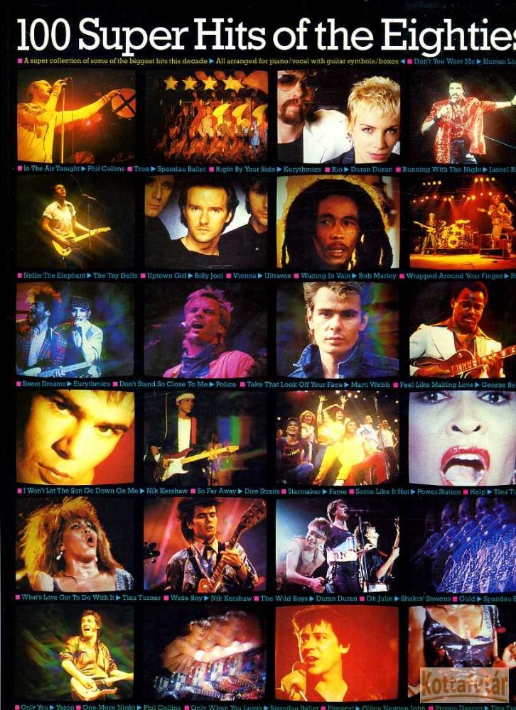 100 Super Hits of the Eighties