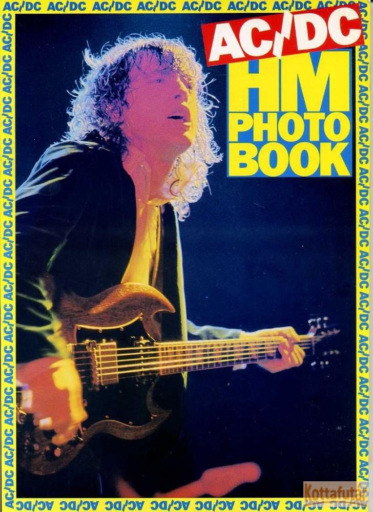 AC/DC - HM Photo Book