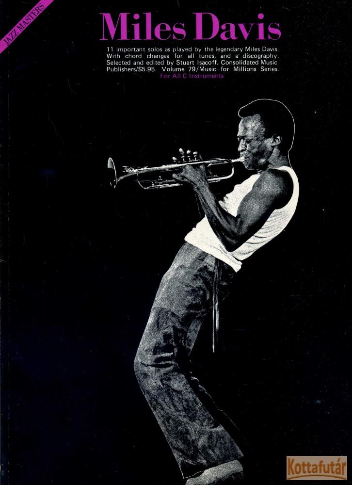 Miles Davis (Jazz Masters)