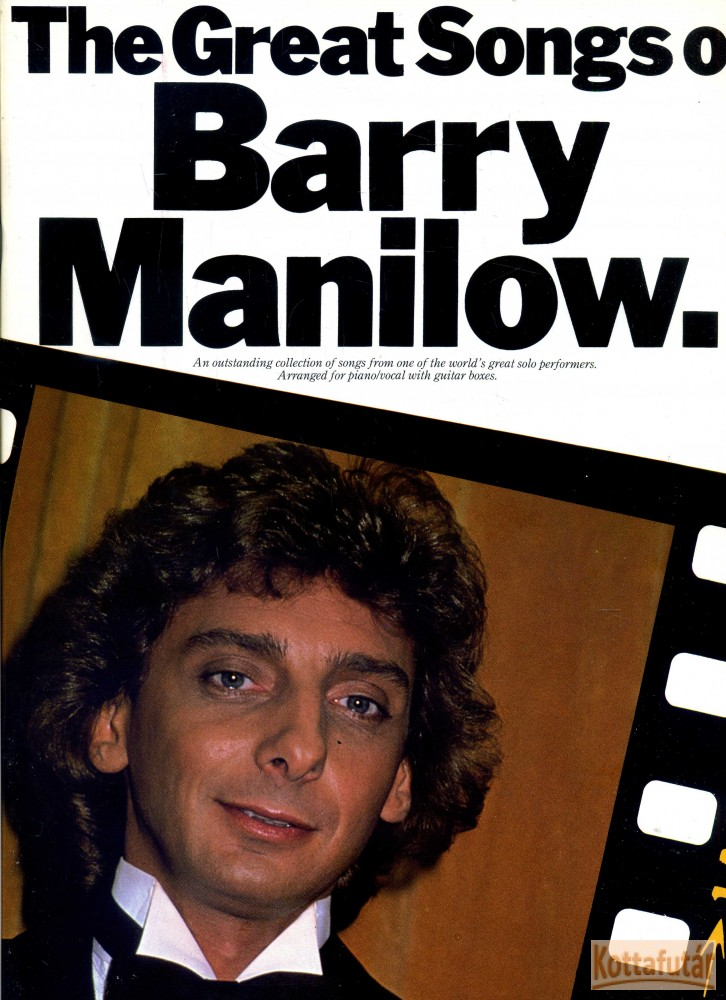 The Great Songs of Barry Manilow