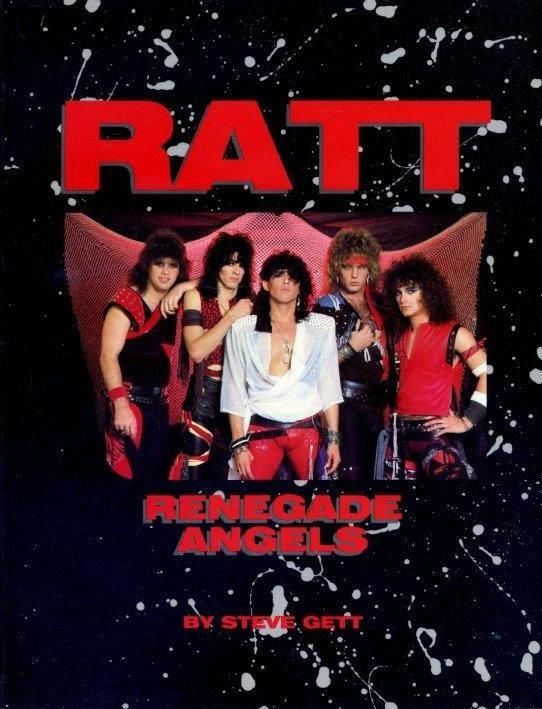 RATT - Renegade Anels