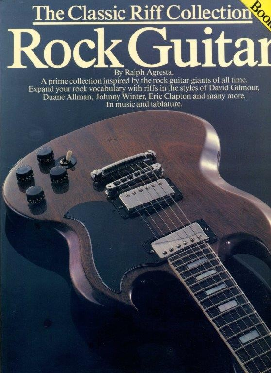 The Classic Riff Collection Rock Guitar - Book 4