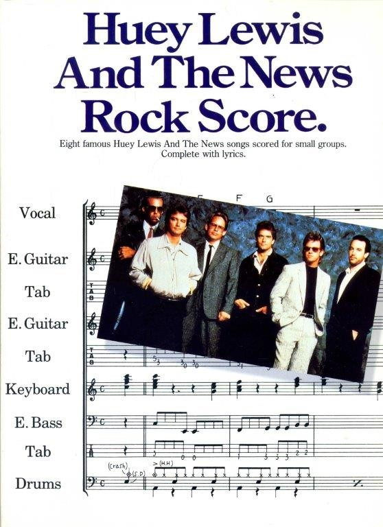 Huey Lewis And The News - Rock Score
