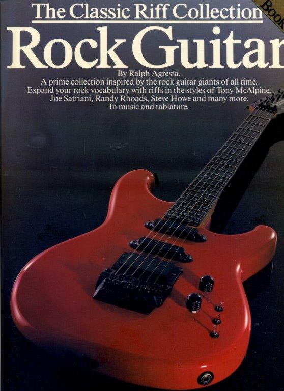The Classic Riff Collection Rock Guitar - Book 5