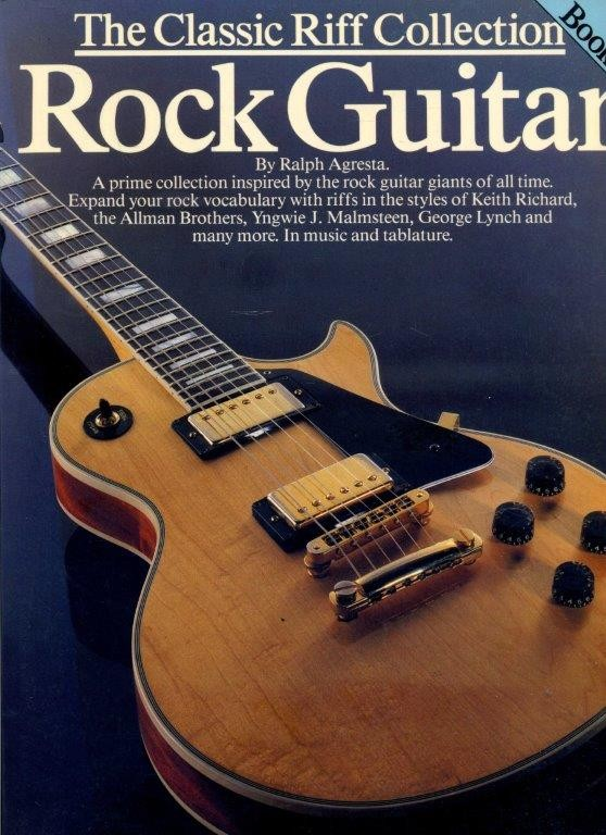 The Classic Riff Collection Rock Guitar - Book 2
