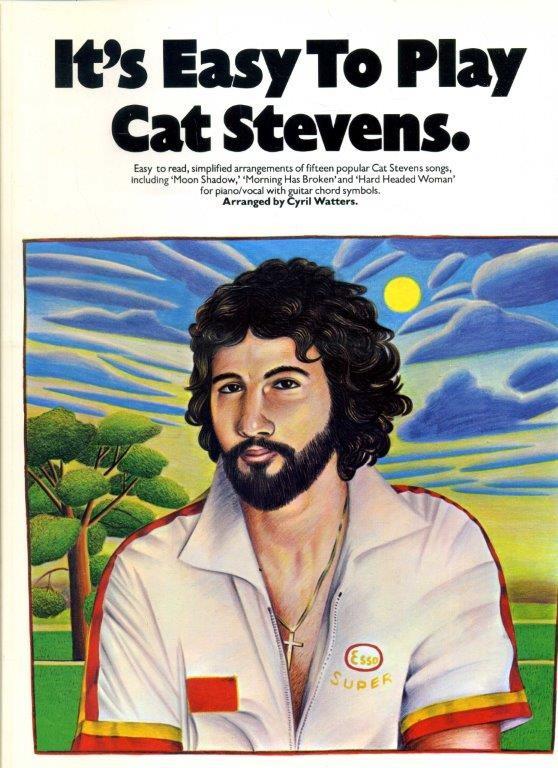 It's Easy To Play Cat Stevens