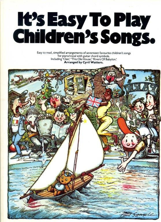 It's Easy To Play Children's Songs