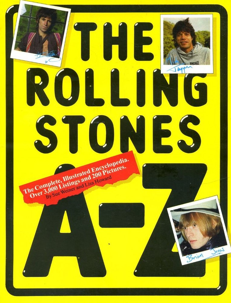The Rolling Stones A-Z