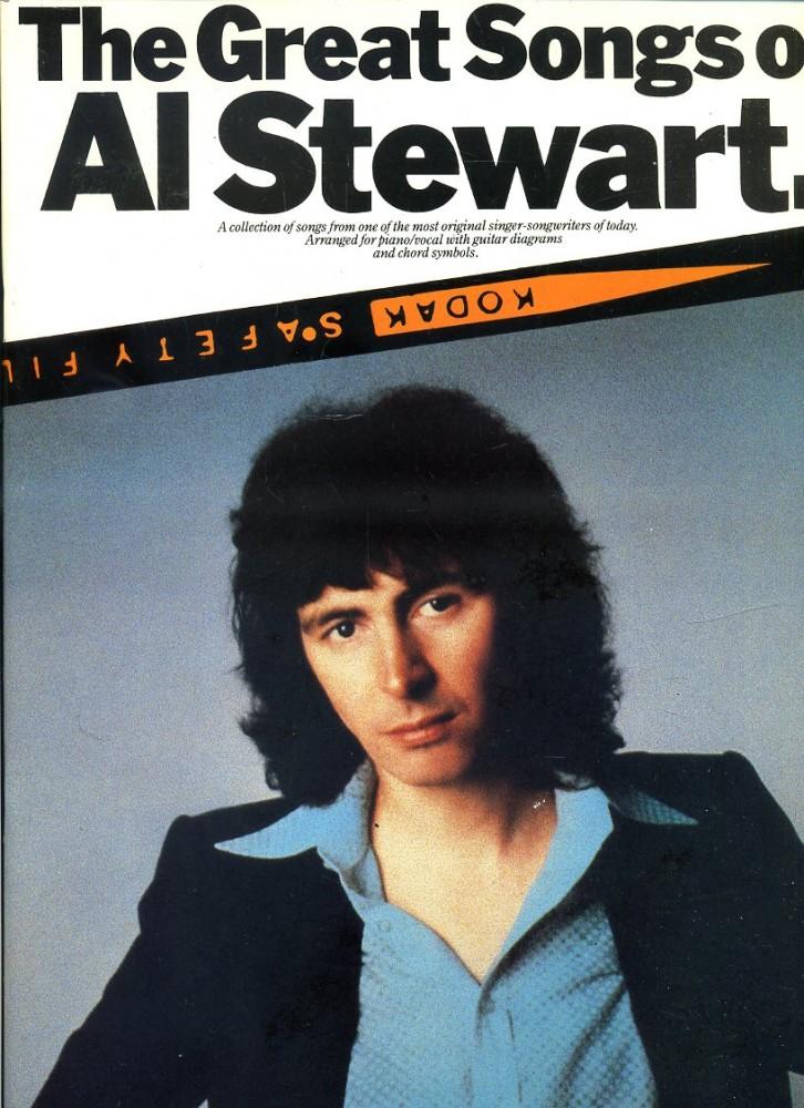 The Great Songs of Al Stewart