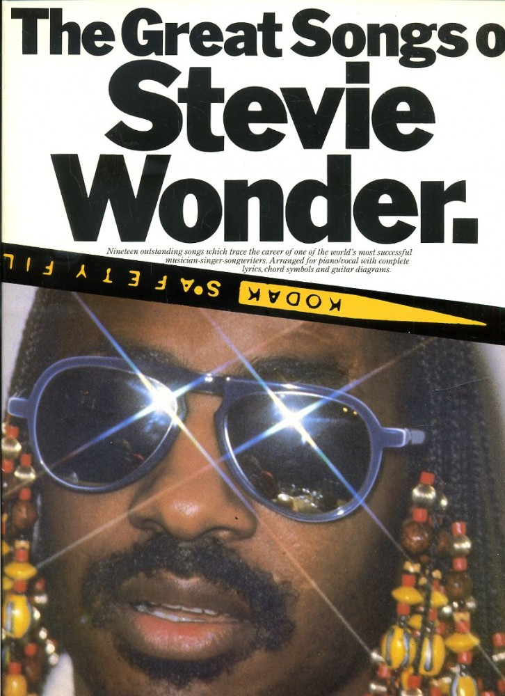 The Great Songs of Stevie Wonder