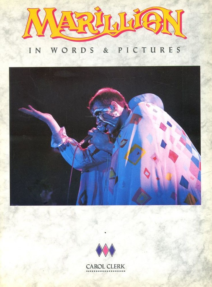 Marillion - In Words & Pictures