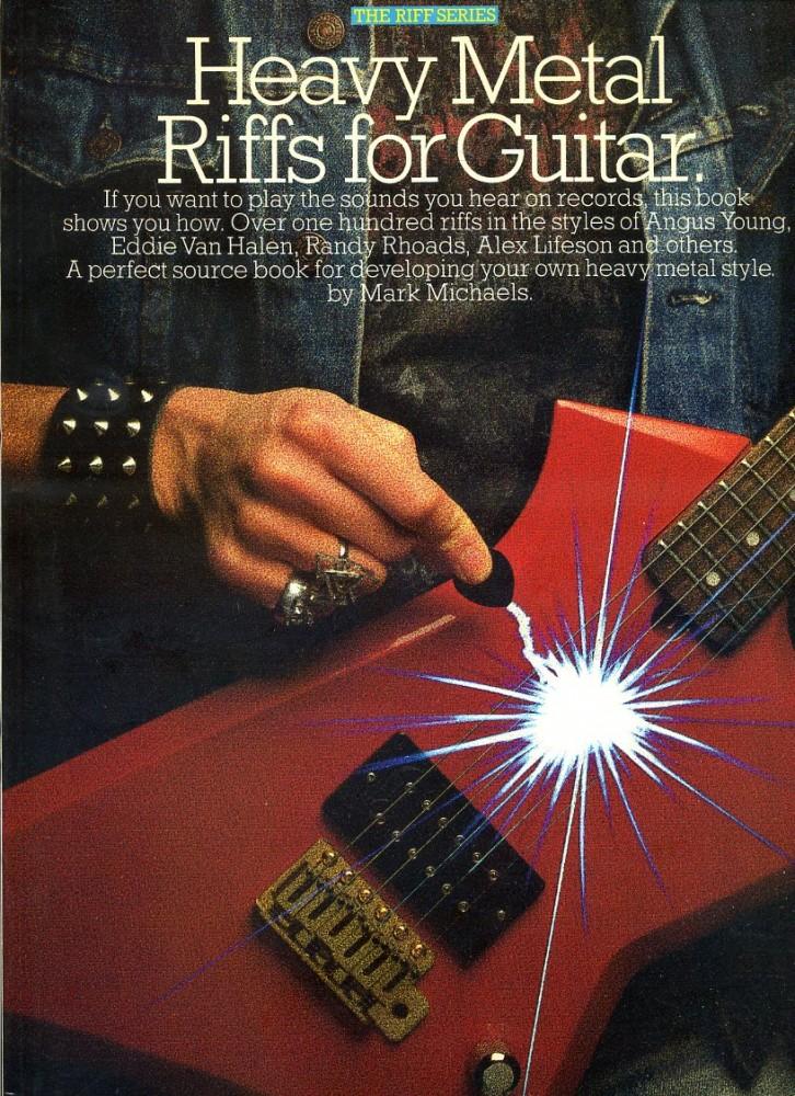 Heavy Metal Riffs for Guitar