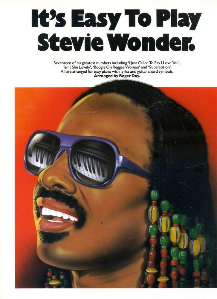 It's Easy To Play Stevie Wonder