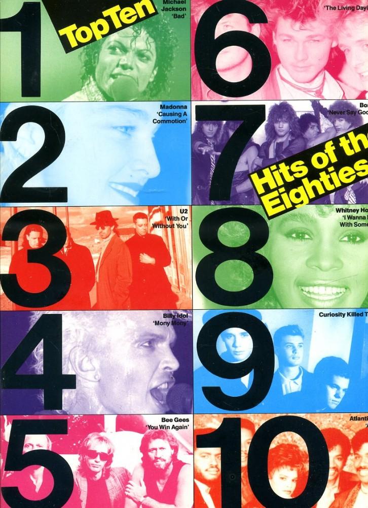 Top Ten Hits of the Eighties