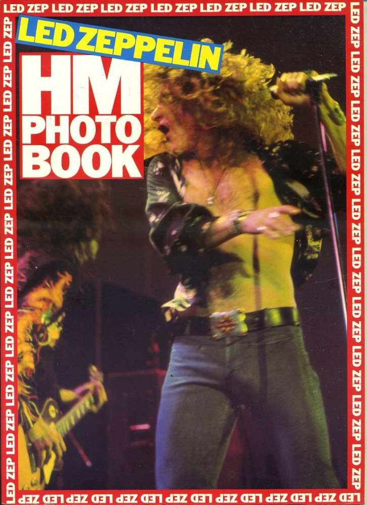 Led Zeppelin - HM Photo Book